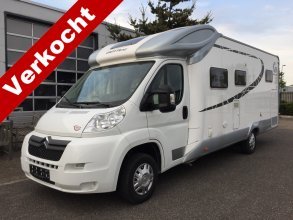 Giotti Line Therry 740 T Citroen Jumper 150pk 5.200km
