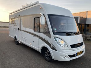 Hymer B 634 SL 180pk Aut Duo Mobil 4-persoons Luchtvering 4-kanaals 2xAirco